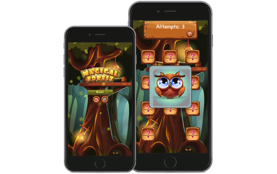 Magical Forest Game in the App Store