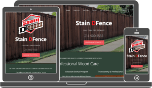 Stain DFence Website
